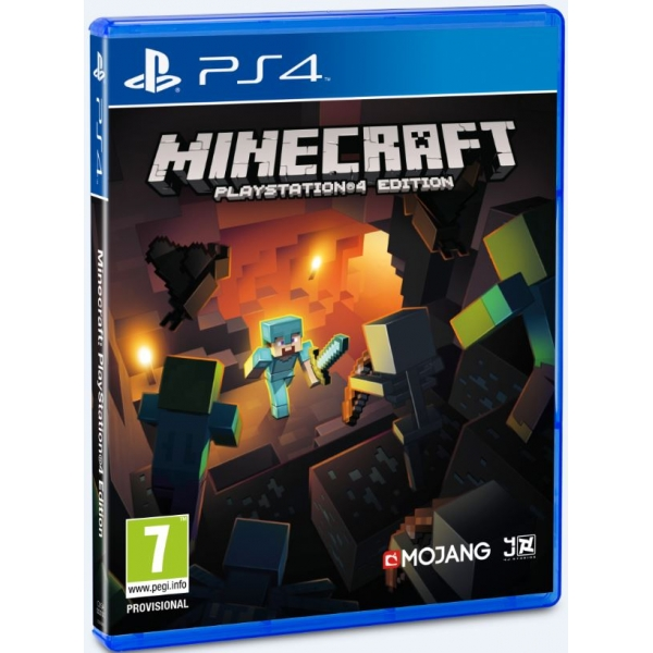 SONY PS4 hra Minecraft