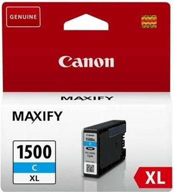 Canon cartridge INK PGI-1500XL C