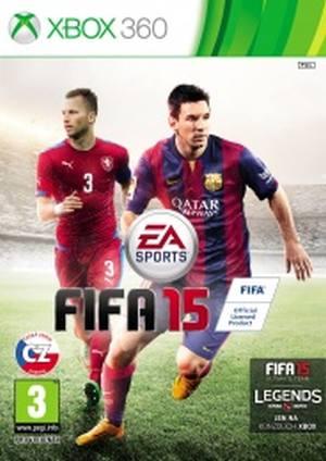 Electronic Arts XBox 360 Fifa 15