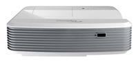 Optoma projektor W320UST (WXGA, FULL 3D, 4000 ANSI, 20000:1, 2xHDMI, 2x VGA, 16W speaker, NET