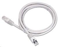 GEMBIRD Kabel UTP Cat5e Patch 7,5m, šedý