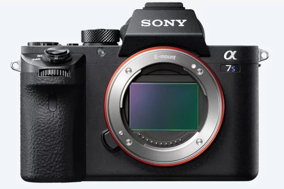 Sony ILCE-7SM2, 4K video, FullFrame, Bajonet E