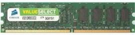 Corsair 1GB, 667MHz DDR2, non-ECC CL5 DIMM