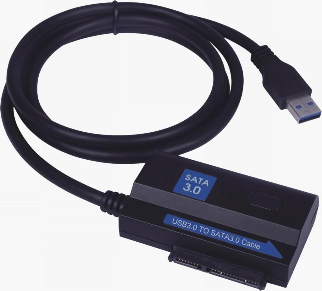 PremiumCord USB 3.0 - SATAIII adaptér