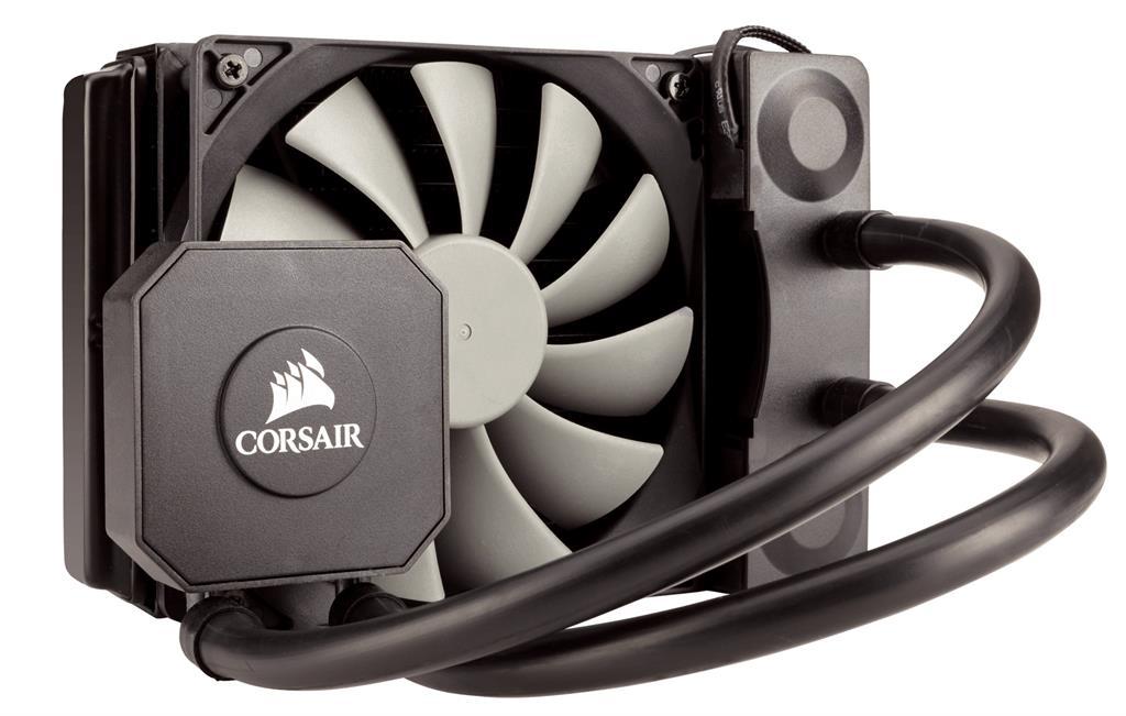 Corsair bezúdržbové vodní chlazení CPU Cooling™ Hydro Series H45, 120mm vent.