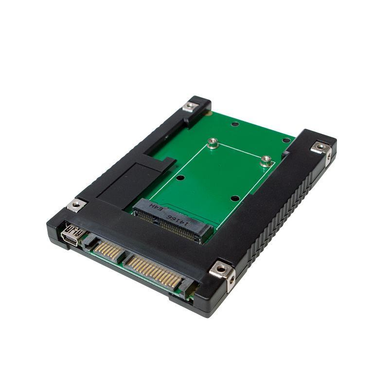 LOGILINK - adaptér, mSATA SSD --> 2,5'' SATA
