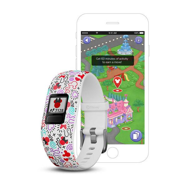 Garmin Vivofit jr. 2 Disney (Minnie Mouse)