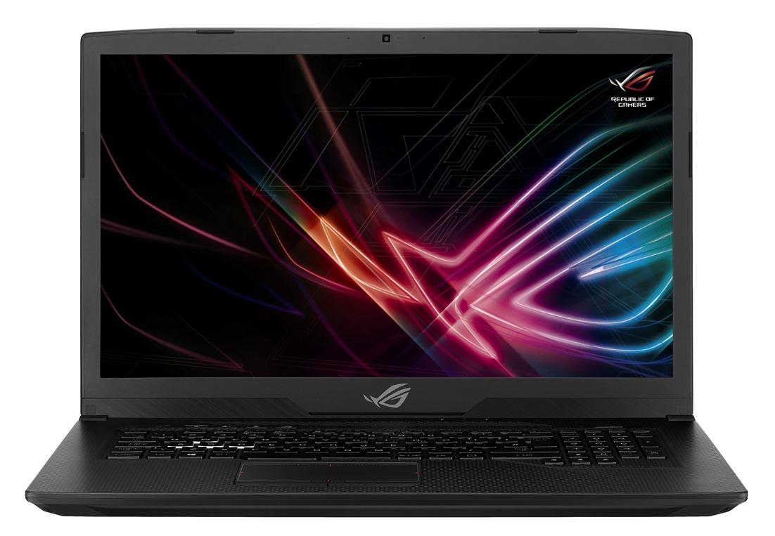 "ASUS GL703GM-EE063T i7-8750H/8GB/128GB SSD+1TB/GTX1060 6GB/17,3"" FHD matný/W10 Home/Black"