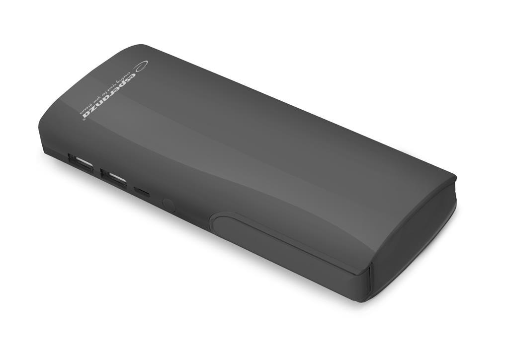 Esperanza EMP112K RAY externí baterie 11000mAh, černá