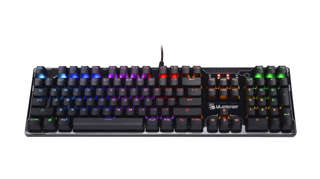Gaming Mechanical Keyboard A4TECH BLOODY B10R RGB
