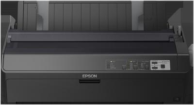 EPSON tiskárna jehličková FX-2190II, A3, 18 jehel, high speed draft 612 zn/s, 1+6 kopii, USB 2.0,
