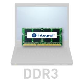 INTEGRAL 2GB 1066MHz DDR3 CL7 R1 SODIMM 1.5V
