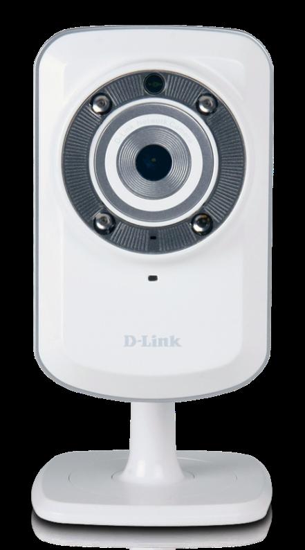 D-Link DCS-932LWifi N kamera MyDlink přísvit, 2x