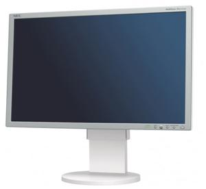 "NEC 23"" E231W - 1920x1080, TN, W-LED, 250cd, D-sub, DVI, DP, černý"