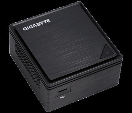 GIGABYTE BRIX GB-BPCE-3455, Intel Celeron® J3455, 2xSODIMM DDR3L, WiFi, bez OS