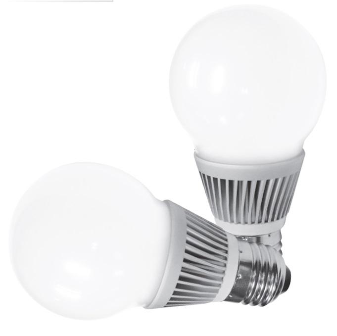 LED žárovka TB Energy E27,230V,10W,stud.bílá,k.320
