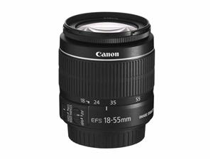 Canon objektiv EF-S 18-55mm f/3,5-5,6 IS II