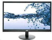 """AOC MT LCD - WLED 21,5 """" e2270swn, 1920 x 1080, 20M:1, 200cd/m, 5ms, D-Sub, Černý, rozbaleno"""
