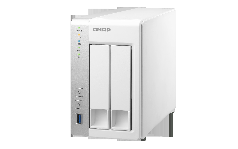 QNAP TS-231 (1,2GHz/512MB RAM/2xSATA)
