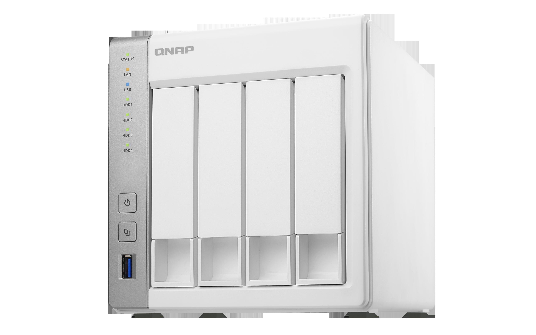 QNAP TS-431 TWR 4x 2.5/3.5 SATA Cortex-A9 1.2 DC 512MB 2xGlan
