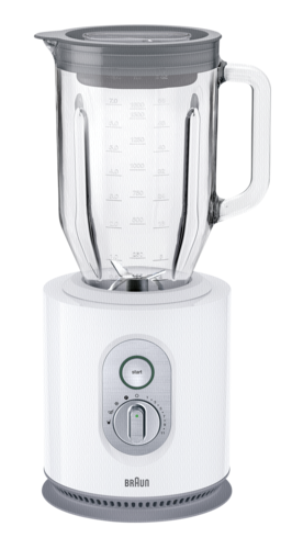 Mixér Braun JB 5160 WH IdentityCollection, bílá