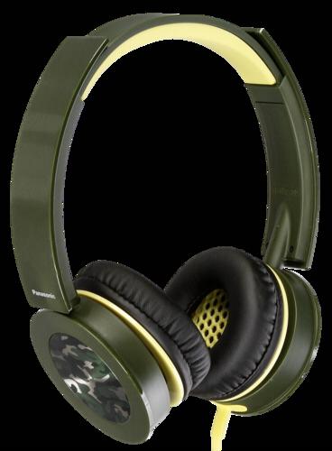 Panasonic RP-HXS400E-G zelena