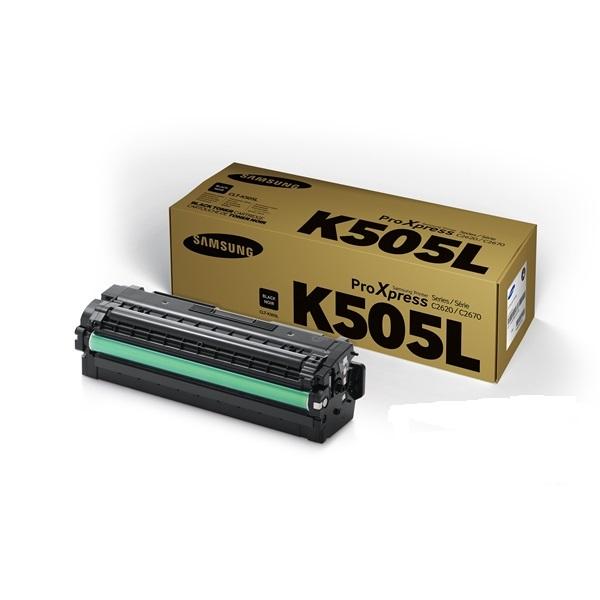 Samsung CLT-K505L/ELS 6000 stran Toner Black