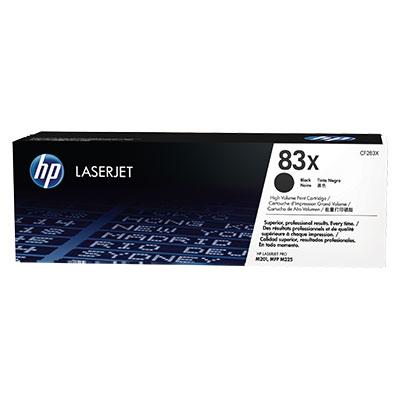 HP CF283X Toner 83X pro LJ M201n,dw/M225 dw, dn (2200str.) Black