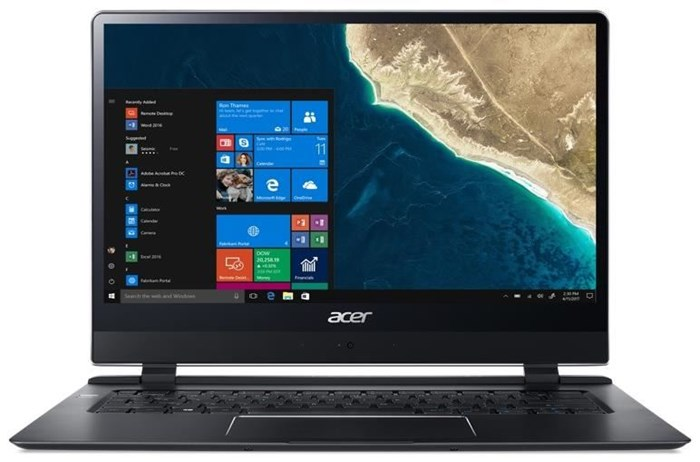 """Acer Swift 7 Pro (SF714-51T-M3UY) i7-7Y75/8GB+N/256 GB SSD+N/A/HD Graphics/14"""" FHD IPS Touch NarrowBoarder/BT/LTE/W10 Pro/Black"""