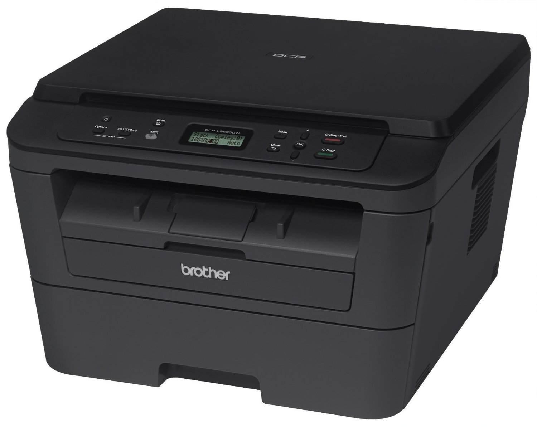 Brother DCP-L2520DW tiskárna GDI 26str./min, kopírka, skener, USB, WiFi, duplexní tisk