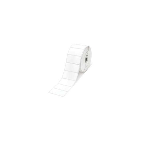 PE Matte Label Die-cut Roll: 76mm x 150mm