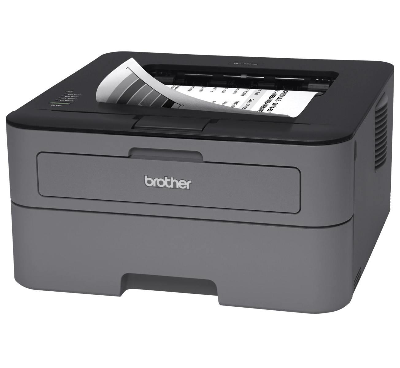 BROTHER tiskárna laserová mono HL-L2300D - A4, 26ppm, 2400x600, 8MB, GDI, USB 2.0