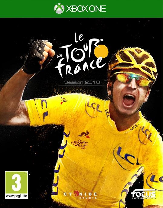 XBOX ONE - Tour de France 2018