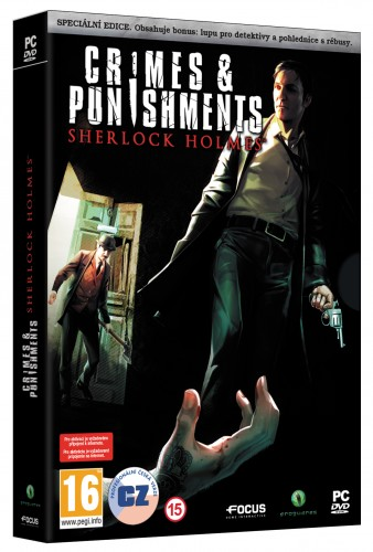 Sherlock Holmes: Crimes and Punishments SE