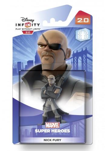 DI 2.0: Marvel Super Heroes: Figurka Nick Fury