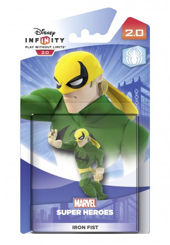 DI 2.0: Marvel Super Heroes: Figurka Iron Fist