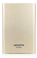 "ADATA HC500 1TB External 2.5"" HDD Gold"