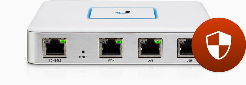 UBNT UniFi Security Gateway, EU