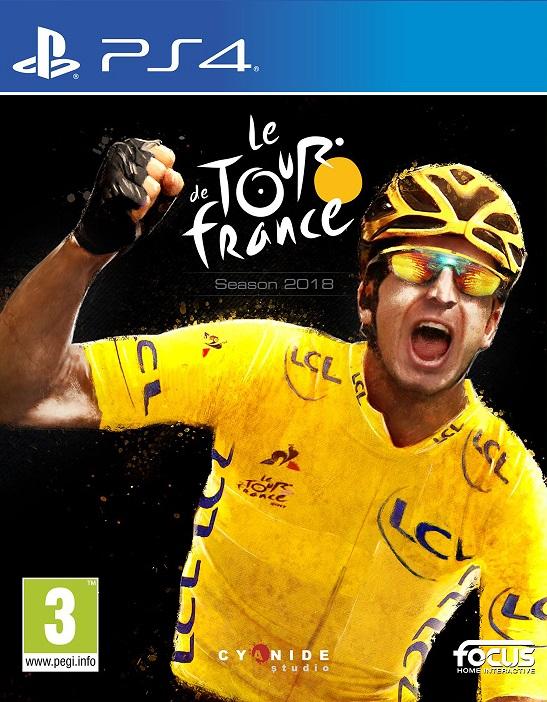 PS4 - Tour de France 2018