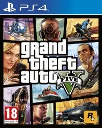 Take 2 2 PS4 hra Grand Theft Auto V