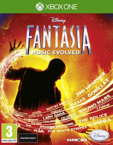 XBOX ONE - Disney Fantasia: Music Evolved