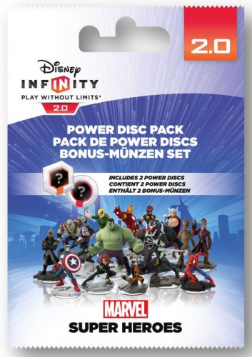 Disney Infinity 2.0: Herní mince Marvel Super Hero