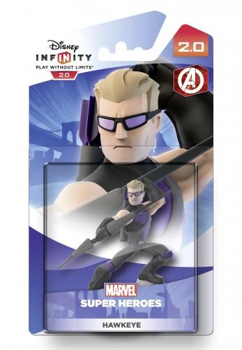 DI 2.0: Marvel Super Heroes: Figurka Hawkeye
