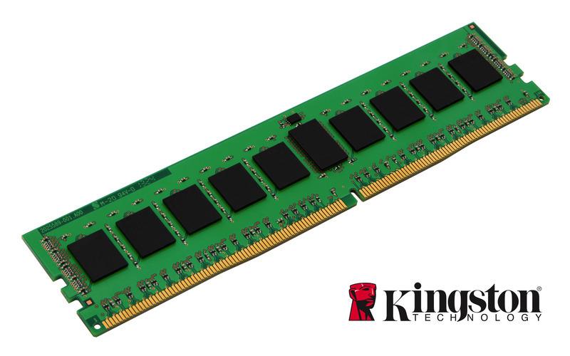 Kingston paměť 8GB DDR4-2133MHz Reg ECC Module