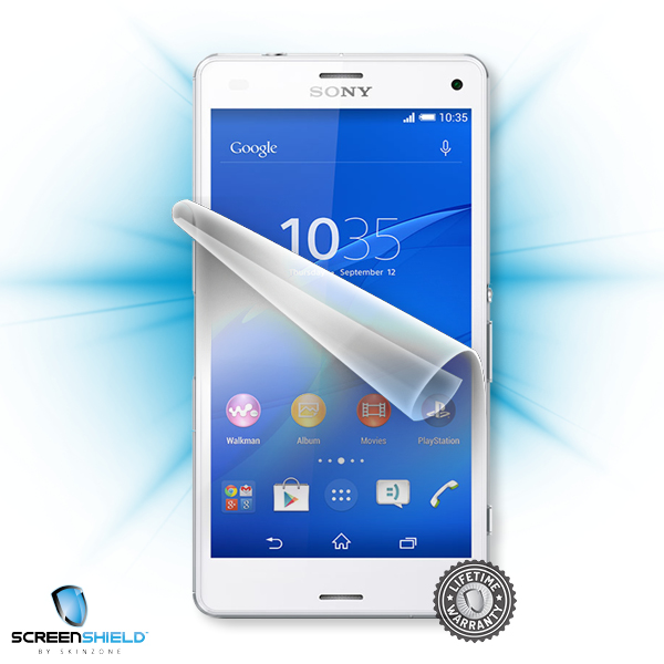 Screenshield™ Sony Xperia Z3 Compact ochrana displ
