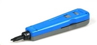 Boxer - narážeč s nožem pro blok 110, modrý