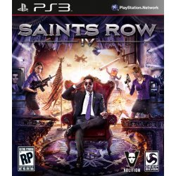 PS3 - Saints Row IV