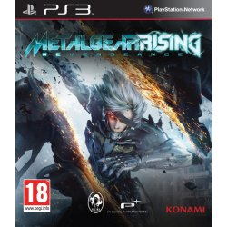 PS3 - Metal Gear Rising: Revengeance