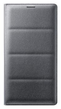Samsung flipové pouzdro s kapsou EF-WN910B pro Samsung Galaxy Note 4 (SM-N910), černá