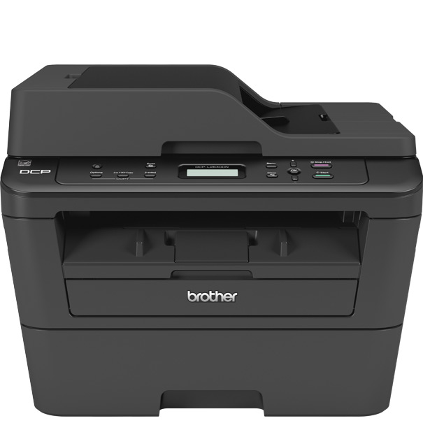 Brother DCP-L2540DN tiskárna PCL 30 str./min, kopírka, skener, USB, ethernet, duplexní tisk, ADF